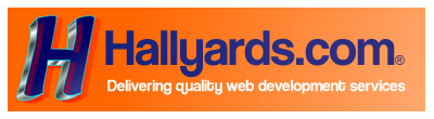 Hallyards Web Services